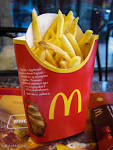 Рецепт картофель фри как в макдональдсе
