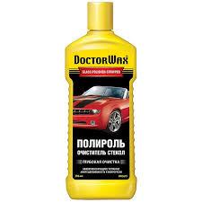 Купить полироль-<b>очиститель стекла doctor</b> wax dw5673 в Москве ...