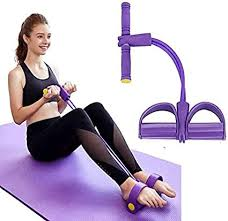 Buy BP Baghwale Products <b>Pedal Resistance Bands</b> Super Light ...
