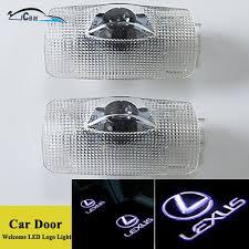HNZJ <b>2x LED Car Door</b> Logo Courtesy Shadow Projector Lights for ...