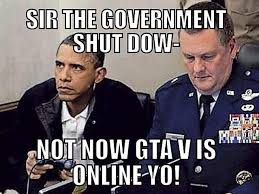 Behold The Best U.S. Government Shutdown 2013 Memes (PHOTOS ... via Relatably.com
