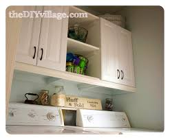 Laundry Cabinets Home Depot Accessories Inspiring Laundry Room Makeover The Diy Village