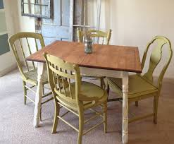 Two Toned Dining Room Sets Fashionable Ikea Extendable Top Birch Wood Dining Table Three