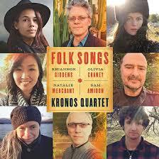 <b>Kronos Quartet Folk</b> Songs