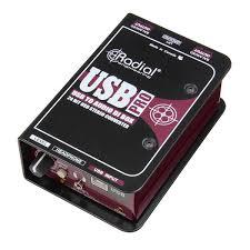 <b>USB</b>-Pro - Radial Engineering