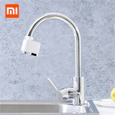 <b>Xiaomi Mijia Automatic</b> Induction Water Saving Faucet Smart Sensor ...