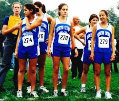 history in photos cross country lexington catholic high school 2002 state l to r jeanna heink summer scandrani anna heink molly buckley madeline aulisio lucie swain sarah morgan doug allen kelley west and