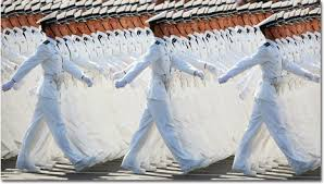 Image result for soldiers marching