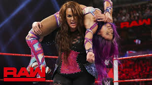 Sasha Banks vs. Nia Jax - Winner Challenges Rousey for the Raw ...