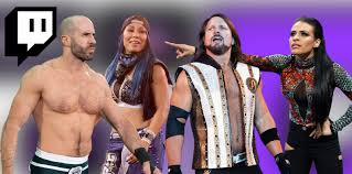 Cesaro, <b>AJ Styles</b>, and Others Shut Down Twitch Channels as WWE ...