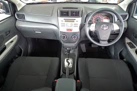 Image result for white 2013 Toyota Avanza inside