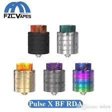Authentic <b>Vandyvape</b> Pulse X BF RDA Rebuidable Dripping ...