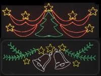 2D <b>Фигуры</b> и панно. Новогодние мотивы.