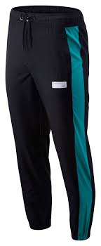 New Balance Pants | <b>NB Athletics Windbreaker</b> Pant Verdite - Mens ...