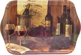"""Отзывы на Маленький подарочный <b>поднос</b> """"<b>Винтажные вина</b>"""", 21 ..."""