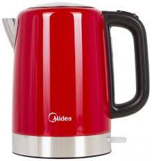 <b>Чайник электрический</b> Midea МК-8054 1.7л. 2200Вт красный ...