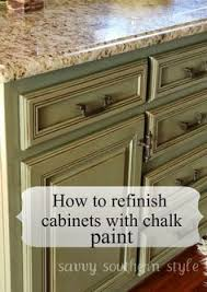 painted kitchen cabinets vintage cream: savvy southern style kitchen cabinets tutorial