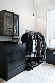 black furniture white room might be a little too much contrast for a comfortable space bedroom furniture for men