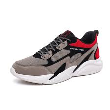 Mens Sneakers Lace Up Breathable Lightweight Sport Shoes Sale ...