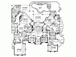 Luxury Single Story Home Plans   VAlineLuxury House Plans One Story Homes