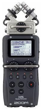 <b>Портативный рекордер ZOOM</b> H5 — купить по выгодной цене на ...