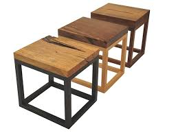 wood tops can be made of walnut mango tamburil or teak while the bases are made of brazilian ipe or oak other furniture items in this collection incude brazilian wood furniture