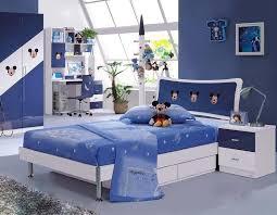blue mickey mouse bedroom blue themed boy kids bedroom