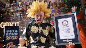 Japanese fan collects over 10,000 <b>Dragon Ball</b> items in a bid to fulfill ...