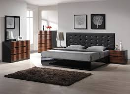 size bedroom king leather sets lolo