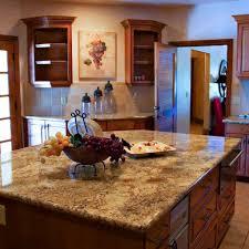 Kitchen Countertop Decor Laminate Kitchen Countertops Checking The Mitered Corner Of Newly