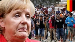 Αποτέλεσμα εικόνας για φωτο εικονες λαθρομεταναστων στη Γερμανια