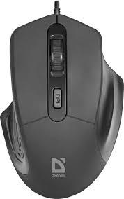 Купить <b>Мышь DEFENDER Datum</b> MB-347, <b>проводная</b>, USB ...