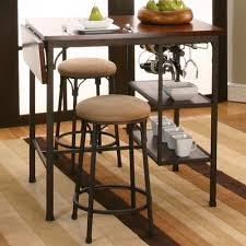 three piece dining set: omni  piece counter height dining set