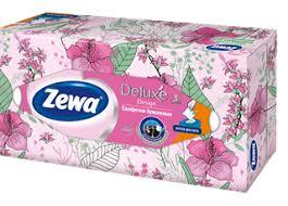 <b>Салфетки Zewa Deluxe</b> Design - Zewa