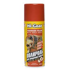 HG5611 - купить <b>Очиститель</b> и защита <b>торпедо Hi</b>-<b>Gear</b>, 280 г ...