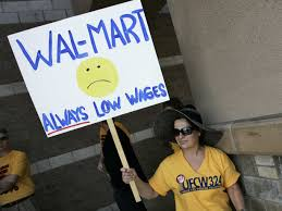 wal mart relies on taxpayers to subsidize low wages business insider