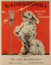 morgan dennis be kind a visual history of humane education 1938