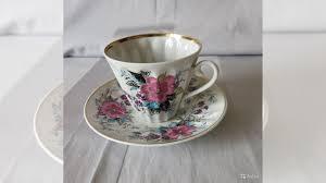 <b>Чашка с блюдцем</b>. Фарфор лфз купить в Московской области на ...