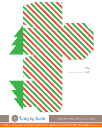 printables for happy occasions christmas gift box christmas gift box printable template