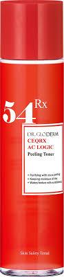 Пилинг-<b>тонер для лица</b> Dr.Gloderm <b>Ac</b>-Logic, 140 мл — купить в ...