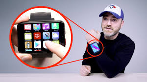Unboxing The World's <b>Biggest Smartwatch</b> - YouTube