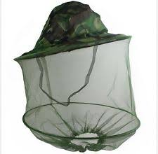 Image result for bush hat with corks and net