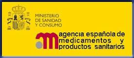 Resultado de imagen para Agencia Española de Medicamentos y Productos Sanitarios (Aemps)