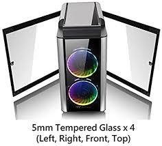 Thermaltake Level 20 GT RGB Plus E-ATX Full Tower ... - Amazon.com