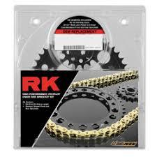 RK Chains <b>525</b> O.E.M. Replacement <b>Chain</b> and <b>Sprocket</b> Kit - 2108 ...