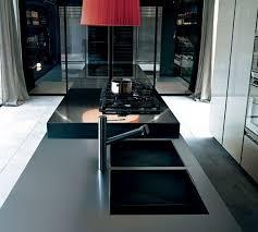 kitchen island integrated handles arthena varenna: matrix by varenna poliform fitted kitchens