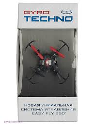 <b>Квадрокоптер 1toy GYRO</b>-Techno 2,4GHz 4 канала 4,5х4,5см, 6 ...