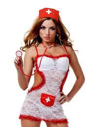 Сексапильный <b>игровой костюм</b> Медсестры <b>Le</b> Frivole – белый с ...