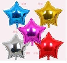 20 unids Star foil helio <b>Globos</b> aluminio aire inflable <b>Globos</b> Feliz ...