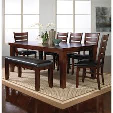 charming dining table set with bench prepossessing small dining room remodel ideas with dining table set charming dining room office
